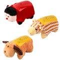 Novel New CReative Animal Star Sky Projector Children Toy Cute Pet Night Light Pillow Cushion Bedtime Worldwide Store