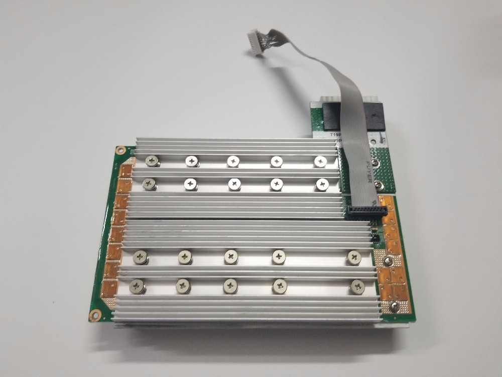 YUNHUI venda o Whatsminer M3 placa de hash de 3.8 °/s de uma parte do Whatsminer M3 uso para a mudança a parte ruim placa de hash de m3