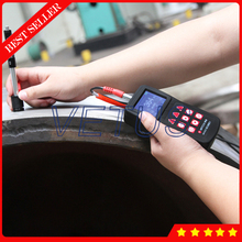 Cheap price MH600 Handheld Portable Metal Hardness Tester with color LCD display digital Leeb hardness measuring device