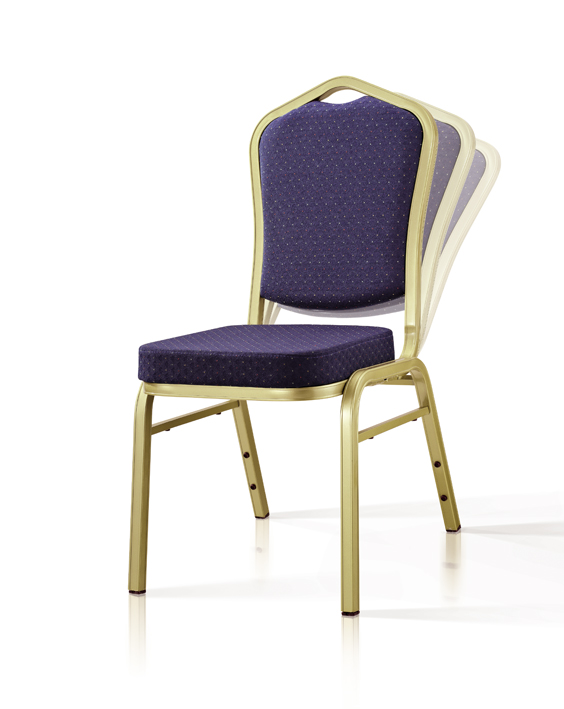 Quality Hot Selling Felx Back Aluminum Banquet Chair