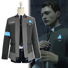 New Type Game Detroit: Become Human Connor RK800 Agent Suit