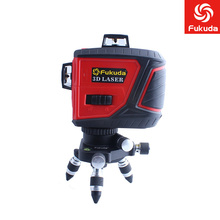 12Lines 3D MW-93T-3R Laser Level Self-Leveling 360 Horizontal And Vertical Cross Super Powerful Red Green Laser Beam цены онлайн