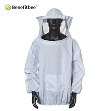 Benefitbee Beekeeping Tools Apicultura Clothes Bee Suit For Beekeeper Protective Beekeeping Uniforms Suit protective pants veil bee protecting dress camouflage beekeeping suit beekeeper bee suit smock