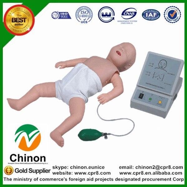 Mannequin de premiers soins pour nourrissons BIX/CPR160 W109Mannequin de premiers soins pour nourrissons BIX/CPR160 W109