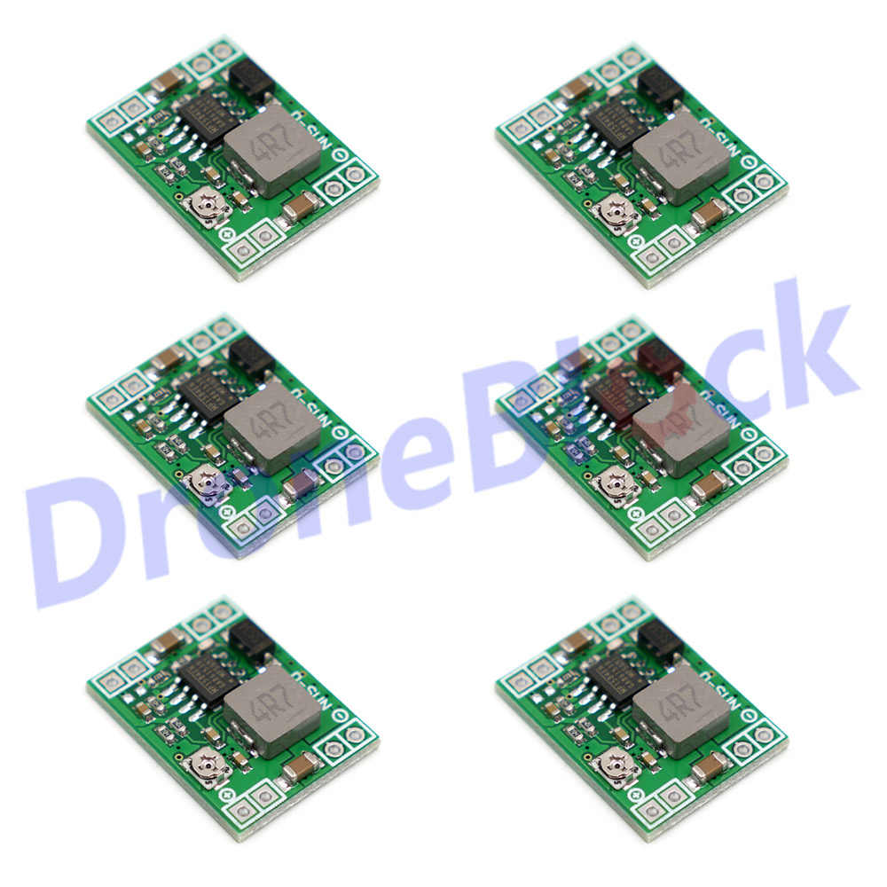 6 stks/partij BEC UBEC DC-DC Step Down Power Supply Module Verstelbare 5V 7V 12V 16V Buck module Ultra-Kleine RC