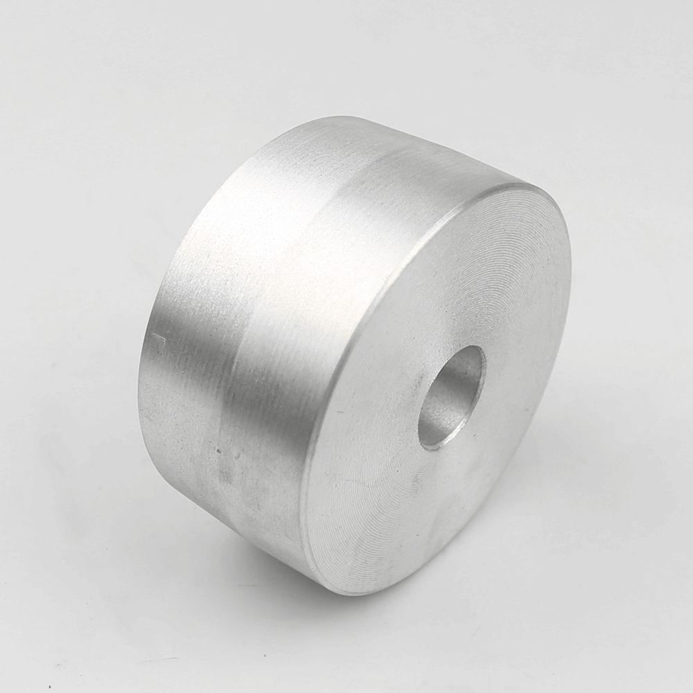 4*2*1 Fully Aluminum Contact Wheel Belt Sander Rear Wheel Tools