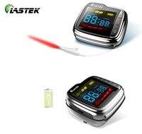 Ластэк домашнего использования низкий уровень лазерная терапия монитора артериального давления часы
