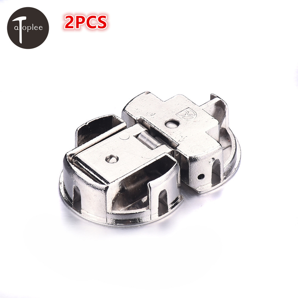 2PCS Hinge Soft Close Zinc Alloy Kitchen Furniture Cabinet Door Hinge Slow Shut Clip-On Hinge For Cabinet Doors mtgather 2pcs stainless steel cabinet cupboard furniture doors close lift up stay support hinge kitchen duarable and safe