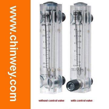 Flussimetro tipo LZM-15 (flussimetro) per gas / aria con valvola di - Strumenti di misura - Fotografia 4