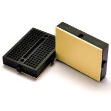Mini Black Solderless Prototype Breadboard 170 Tie-points for Arduino Shield