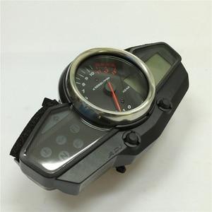 Image 3 - הרכבה מכשיר STARPAD עבור לי צ י Haojue סוזוקי GW250 אביזרי אופנוע שעון אלקטרוני דיגיטלי באיכות גבוהה