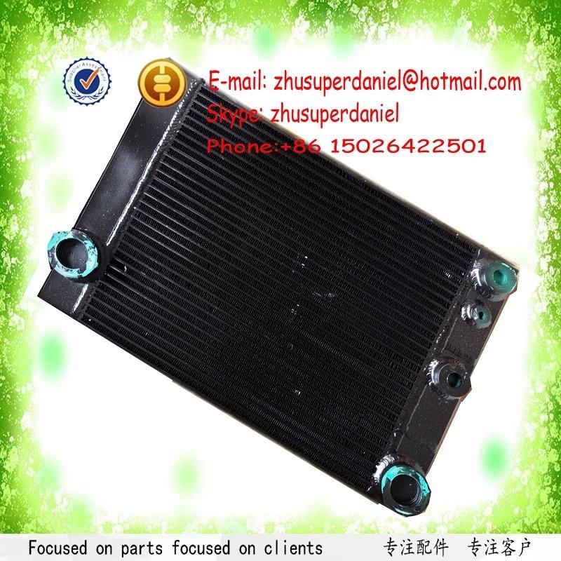 WJIER air cooler oil cooler water cooler for screw air compressor 1622010500 new premium air cooler