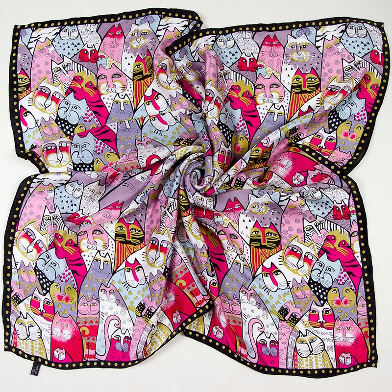 silk-scarf-85cm-01-colorful-cats-2-2