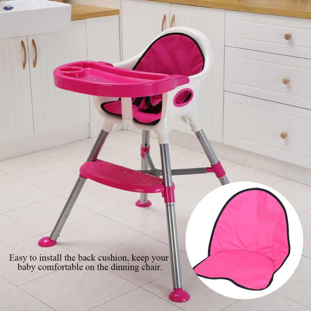 3 สีเด็กสูงเก้าอี้เด็กเบาะรองนั่ง Booster ที่นั่ง Mats Pads สำหรับให้อาหารเก้าอี้สูงเด็กรถเข็นเด็กเบาะ