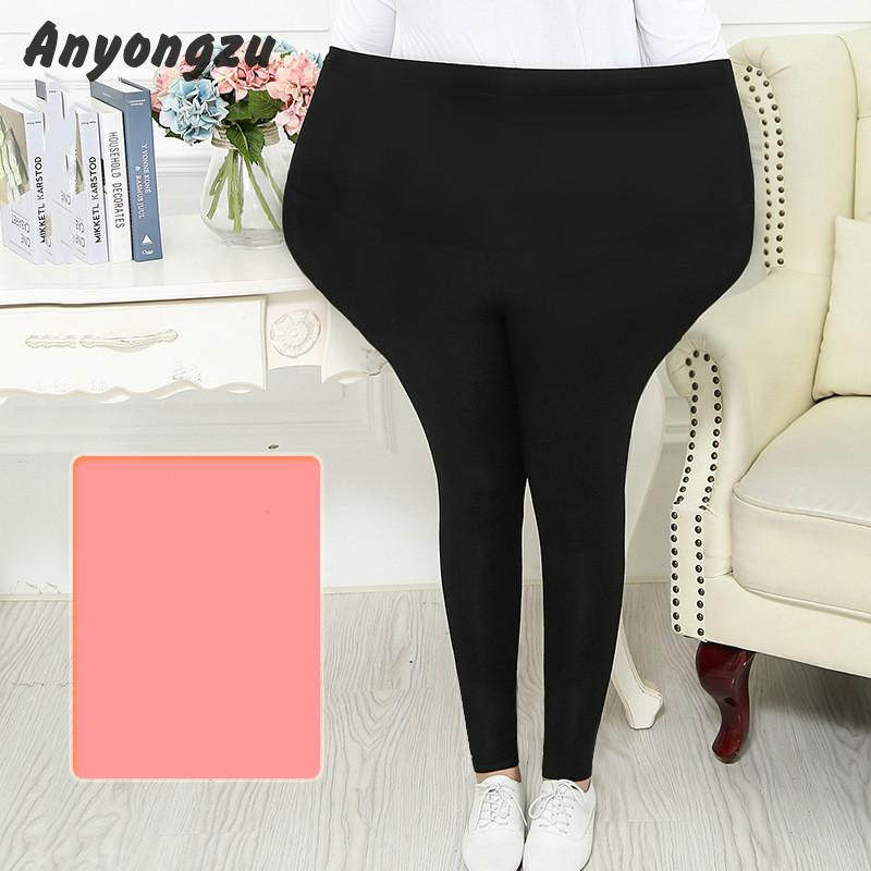 Extra Large Size 4XL/5XL Summer Modal Maternity Bottomed Pants High Elastic Soft Wear Throughout Pregnancy Maternity Clothing