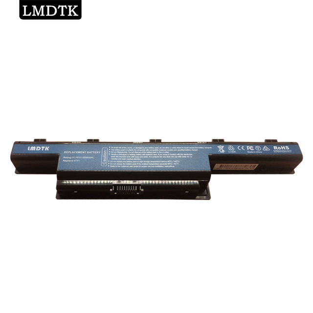 LMDTK New 6 CELLS laptop battery For Acer 4741G AS10D31 AS10D3E AS10D41 AS10D51 AS10D61 AS10D71 AS10D81 AS10G3E AS10D73 AS10D75 5