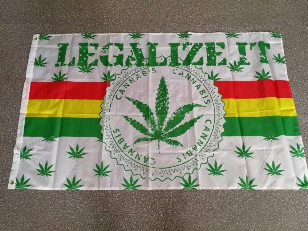 """Bob Marley Rasta Heart Cannabis Leaf Reggae 18/"""" x 18/"""" Filled Sofa Cushion"""