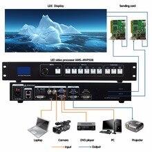 AMS-MVP508 tela LED processador de vídeo HDMI DVI VGA AV 2304*1152 Apoio PIP POP 2018 Vendas Quentes como a vdvall lvp505