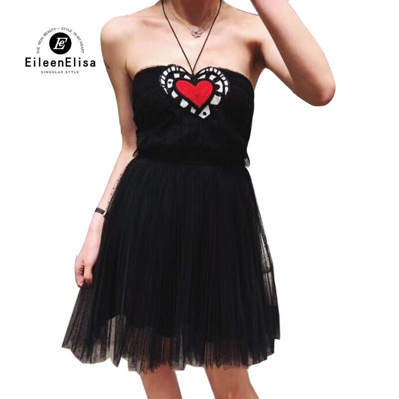 e05d66c0f Negro 2019 Mini Malla Mangas Verano Vestido Sin Mujer Primavera De fI7yY6gbv