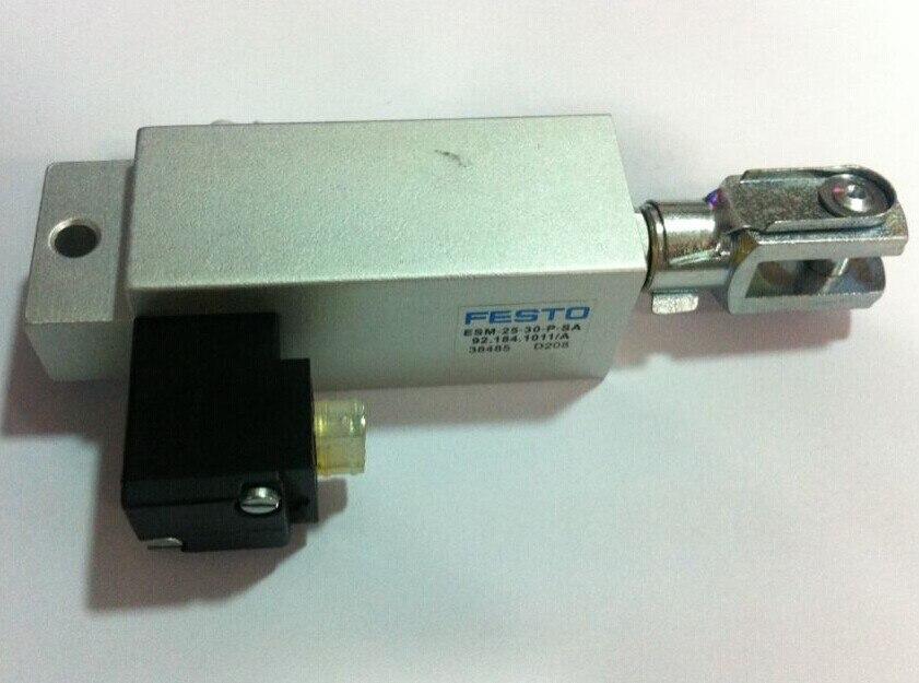 Électrovanne FESTO ESM-25-30-P-SA 92.184.1011/A pour Heidelberg PM/SM 74 presse d'impression originale