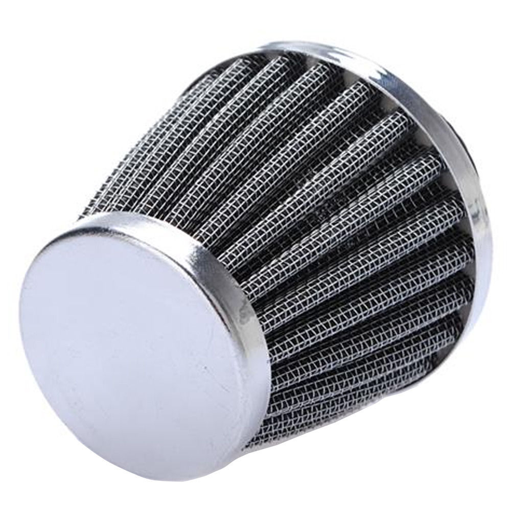 US $8 99 15% OFF EE support 38mm Motorcycle Cold Air Intake Filter Turbo  Vent Crankcase Breather Ships From UK-in Air Filters & Systems from