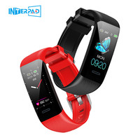 2019 Men Women Smart Watch C20 Smart Bracelet Sport Blood Oxgen Smartwatch for Samsung Huawei iPhone Fitness Tracker Watch
