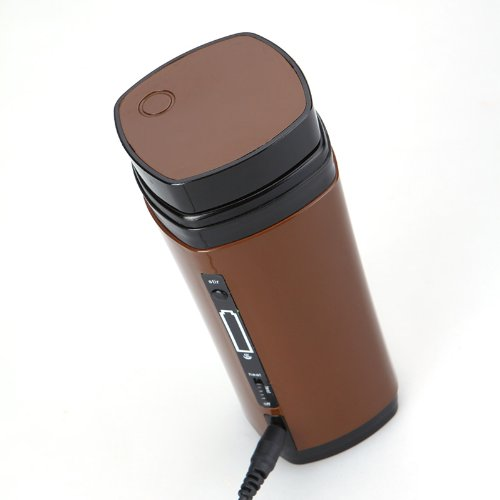 Rechargeable USB Powered Coffee Tea Cup Warmer Automatic Stirring