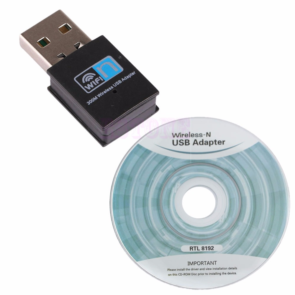 Nano wireless usb adapter driver - High Signal Gain 802 11n G B 300mbps Usb Wifi Wireless Lan Adapter With Driver Cd