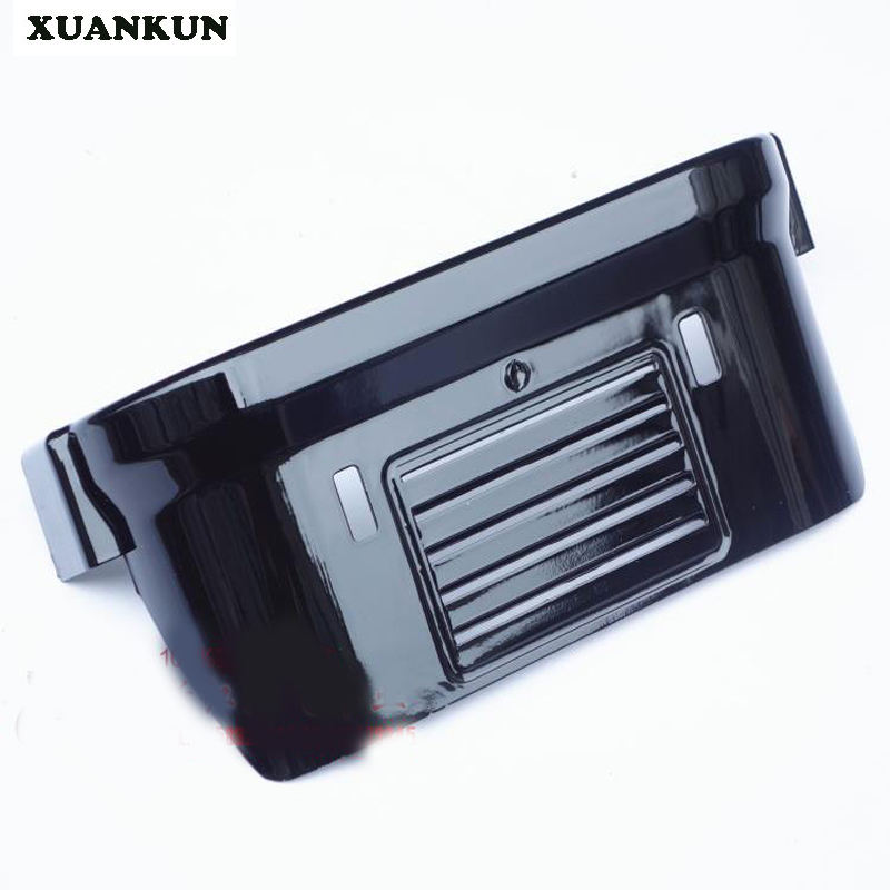 XUANKUN zoomer Motorcycle Parts Modified Headlamps xuankun zoomer motorcycle electric car accessories modified foot pedal plastic case shell