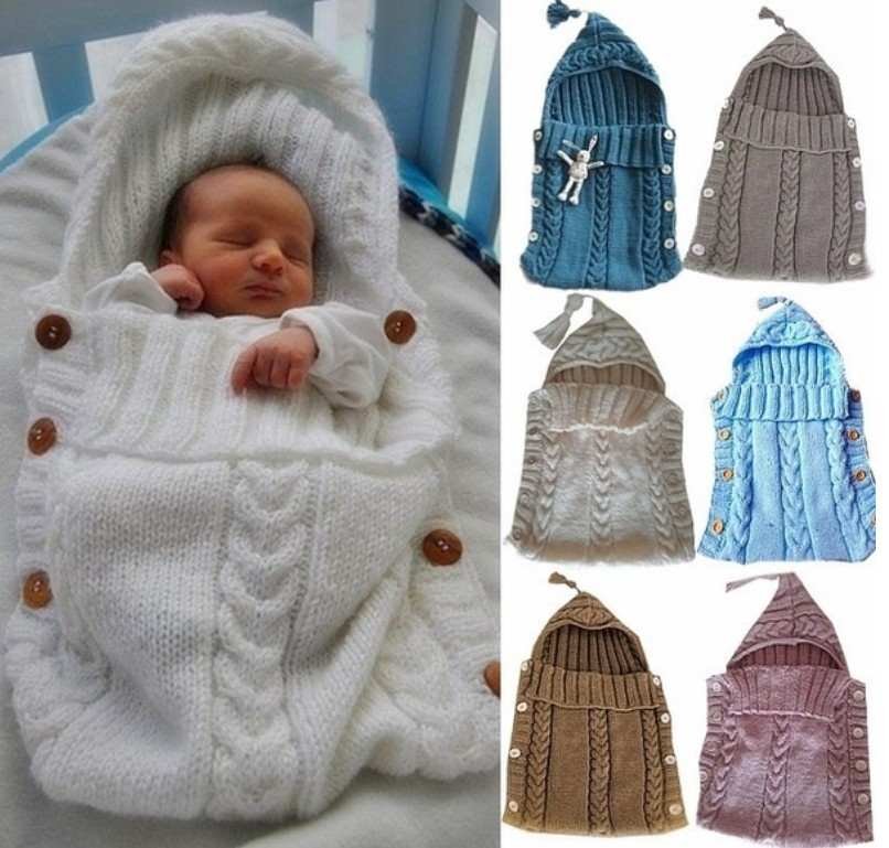 WEPBEL Baby Kids Toddler Newborn Blanket Swaddle Sleeping Bag Sleep Sack Stroller Wrap
