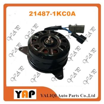 NEW Motor Fan For FitNISSAN JUKE F15 MR16DDT 1.6L L4 21487-1KC0A 21487-1KC0B 2011-2015