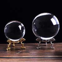 K9 bola de Cristal transparente bola para regalo de cumpleaños accesorios de fotografía bola ayuda Deroc hogar regalo recuerdo accesorios de Cristal