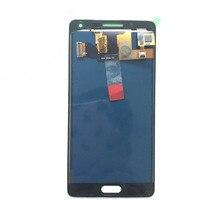 Купить Высокая Экран для Samsung Galaxy A5 ЖК-дисплей Дисплей Сенсорный экран планшета A500 A500F A500M A5000 ЖК-дисплей с Сенсорный экран сборки
