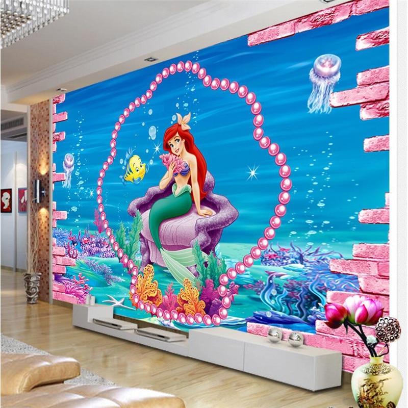 mermaid wall murals www imgarcade com online image arcade