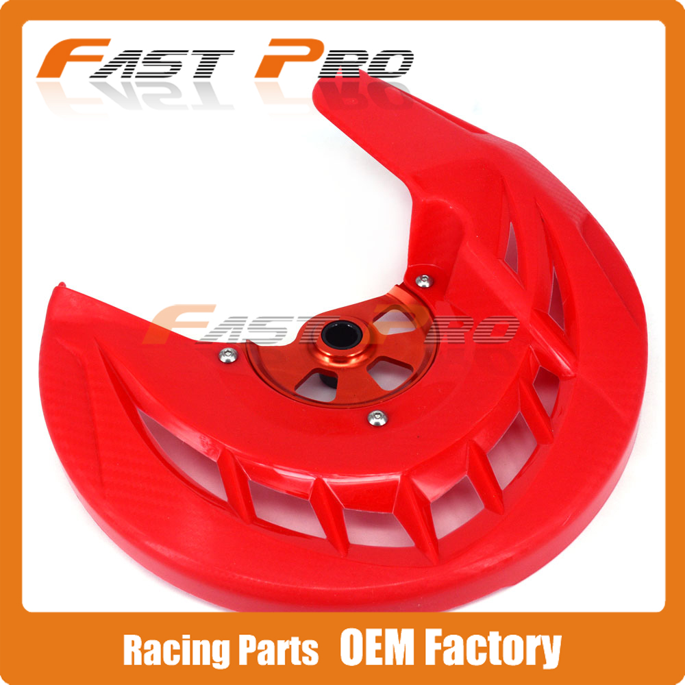 X-Brake Front Brake Disc Rotor Guard Cover Protector Protection For Honda CRF250L CRF250M 12 13 14 15 red motorcycle bike parts front brake disc rotor cover guard w mounting for honda crf250l m 2012 2013 2014 2015 2016