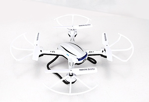 JJRC H12C Headless Mode 4CH 6 AXIS GYRO One Key Return RC Quadcopter With 5MP Camera White RC drones-UK Shipping