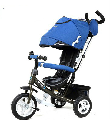 Children trolley tricycle pedal baby baby trolley child bike babyliss e652e