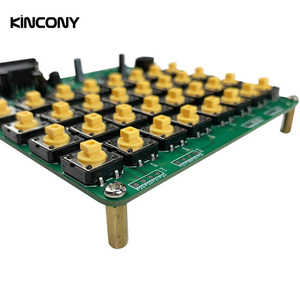 Image 5 - 32 Buttons RS232 Keyboard for Kincony Smart Home Automation Module Controller Remote Control Switch Domotica Hogar Casa System
