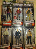 McFarlane Walking Dead 5 Inch Governor Zombie Governor Abraham Doll Action FModel Toy W120
