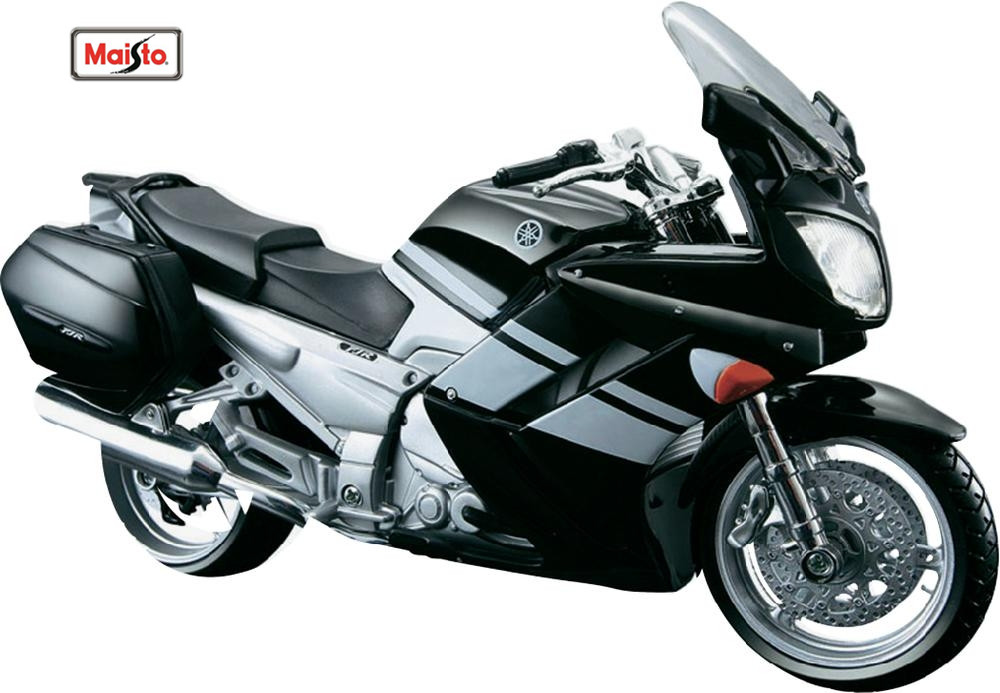MAISTO 1:18 Yamaha FJR 1300 MOTORCYCLE BIKE DIECAST MODEL TOY NEW IN BOX Free Shipping