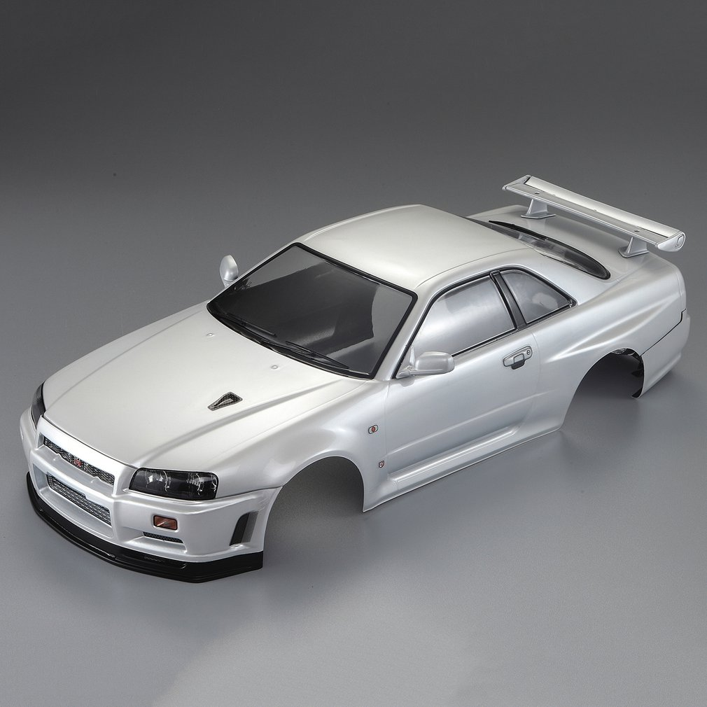 Killerbody Nissan Skyline R31 Clear Body For 1 10 Electric Touring Car Exquisite Mechanical Work Portable Size 4 Colors Parts Accessories Aliexpress
