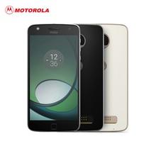 Original Nouveau Motorola MOTO Z Jouer LTE Téléphone 3G 64G 5.5 »1920*1080 P Android6.0 Octa Core 2.0 GHz 16MP Caméra Tactile ID XT1635-03