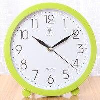 Small Clock Table Clock Digital Pendulum Clock Electronic Desk Clock Home Decor Office Decoration Dijital Masa Saati Home WZH011
