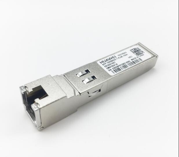 Huawei electrical module SFP-1000BASE-T-RJ45-100m 02310RAV  OEGD01N01Huawei electrical module SFP-1000BASE-T-RJ45-100m 02310RAV  OEGD01N01