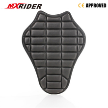 Free shipping 1Pcs High Quality Motorcycle Back Jacket  Protective CE Approve Soft Foam Armor Protector Insert Back Protector