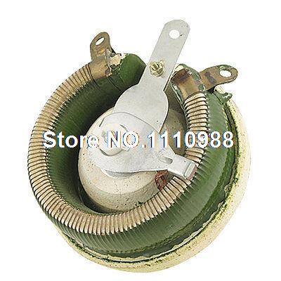 Wirewound Variable Resistor 20 Ohm 150W Ceramic Disk Rheostat variable resistor wire wound rheostat 50w 20 ohm 20ohm