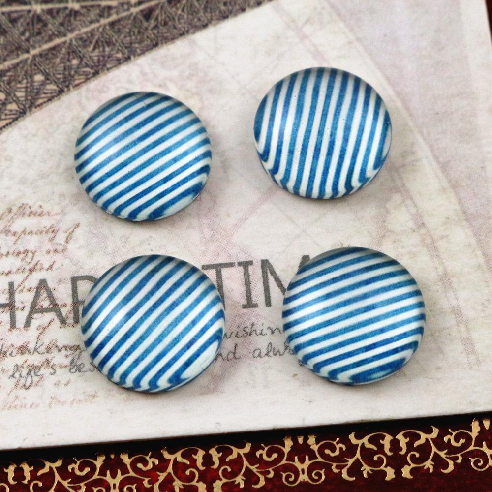 New Fashion  20pcs 12mm Handmade Photo Glass Cabochons  E3-49