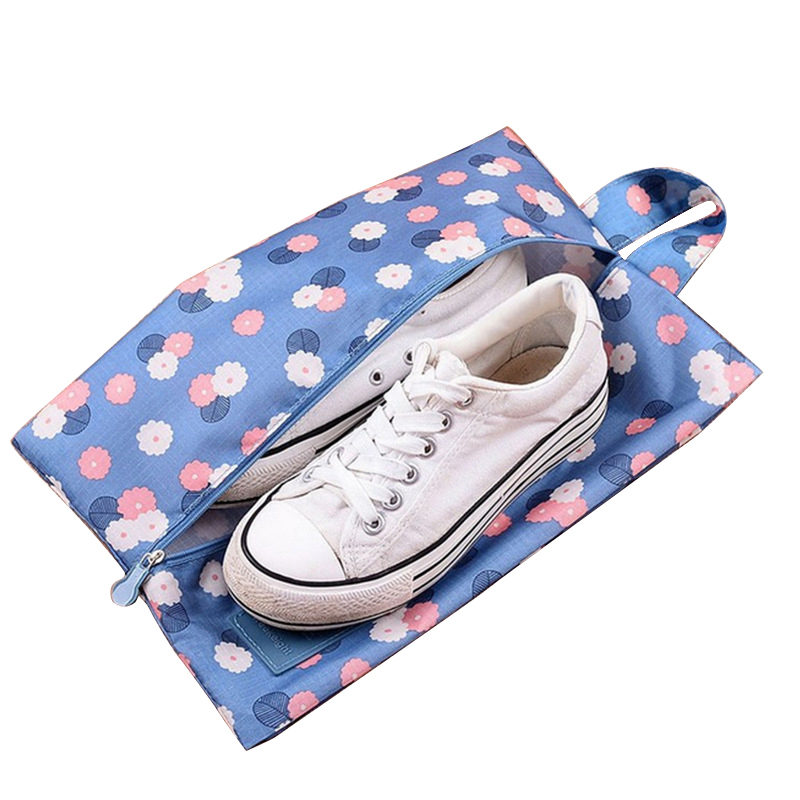 Travel portable waterproof shoe tote pouch Foldable shoe bag Multifunctional travel bag for tableware food sundry underwear 163Travel portable waterproof shoe tote pouch Foldable shoe bag Multifunctional travel bag for tableware food sundry underwear 163