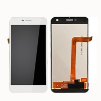 Black/white LCD Screen For Wileyfox Spark Touch screen digitizer Sensor With LCD Display Full Assembly For Wileyfox Spark Plus