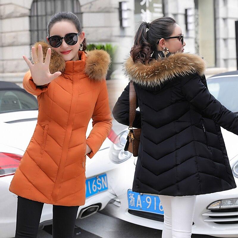 Nouveau Black Capuchon armygreen Amovible Long 2018 Veste red Hiver Colour Grand Mode gray À Vers De Fourrure Col Coton Bas Femmes Manteau D'hiver caramel Le FwqpHX